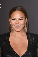 LOS ANGELES - JAN 18:  Chrissy Teigen at the Lip Sync Battle LIVE: A Michael Jackson Celebration at the Dolby Theater on January 18, 2018 in Los Angeles, CA