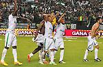 Con marcador de 1 - 0 Deportivo Cali venció a Atlético Nacional y se clasificó a las semifinales del Torneo Apertura Colombiano 2015. Este juego se disputó en el estadio de Palmaseca.