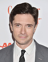 BEVERLY HILLS, CA - FEBRUARY 04: Topher Grace attends the 18th Annual AARP The Magazine's Movies For Grownups Awards at the Beverly Wilshire Four Seasons Hotel on February 04, 2019 in Beverly Hills, California.<br /> CAP/ROT/TM<br /> &copy;TM/ROT/Capital Pictures