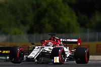 #07 Kimi Raikkonen, Alfa Romeo Racing. Austrian Grand Prix 2019 Spielberg.<br /> Zeltweg 28/06/2019 GP Austria <br /> Formula 1 Championship 2019 Race  <br /> Photo Federico Basile / Insidefoto