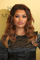 Vanessa White at the Myla 15th anniversary party, London. 22/10/2014 Picture by: James Smith / Featureflash