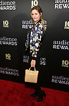 Taylor Louderman attends the Broadway Loyalty Program Audience Rewards celebrating their 10th Anniversary  on September 24, 2018 at Sony Hall in New York City.
