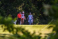 Abraham Ancer (MEX) leads the pack down 8 during round 2 of the Fort Worth Invitational, The Colonial, at Fort Worth, Texas, USA. 5/25/2018.<br /> Picture: Golffile | Ken Murray<br /> <br /> All photo usage must carry mandatory copyright credit (&copy; Golffile | Ken Murray)