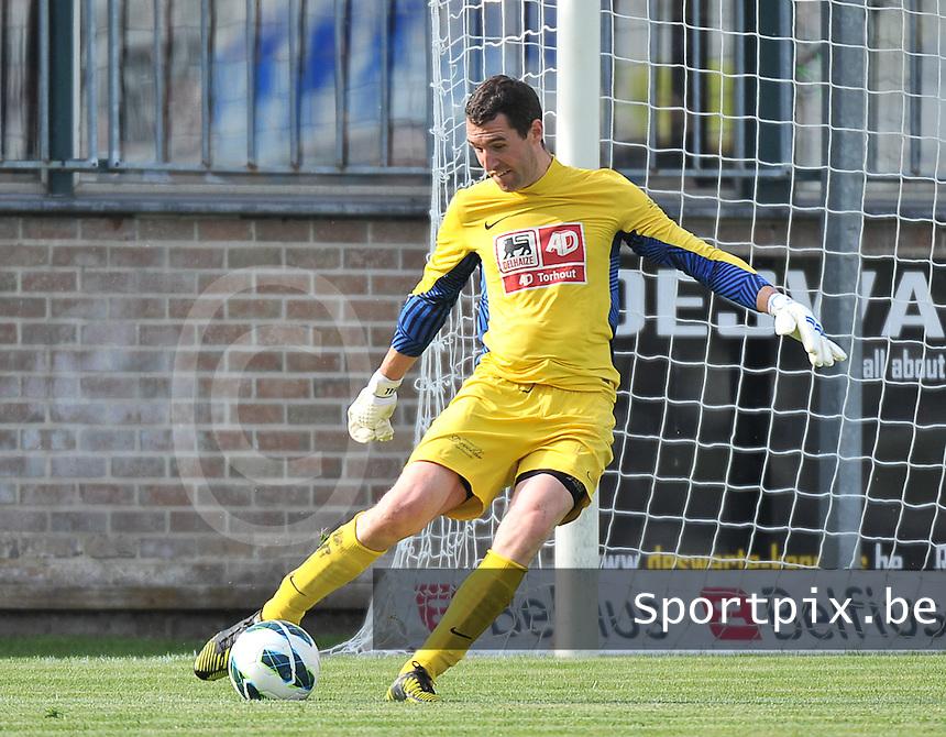 Torhout KM - Club Brugge KV : Dries Lievens<br /> foto VDB / Bart Vandenbroucke