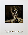 A poster featuring Whoopi Goldberg produced to benefit The Light Factory Contemporary Museum of Photography and Film