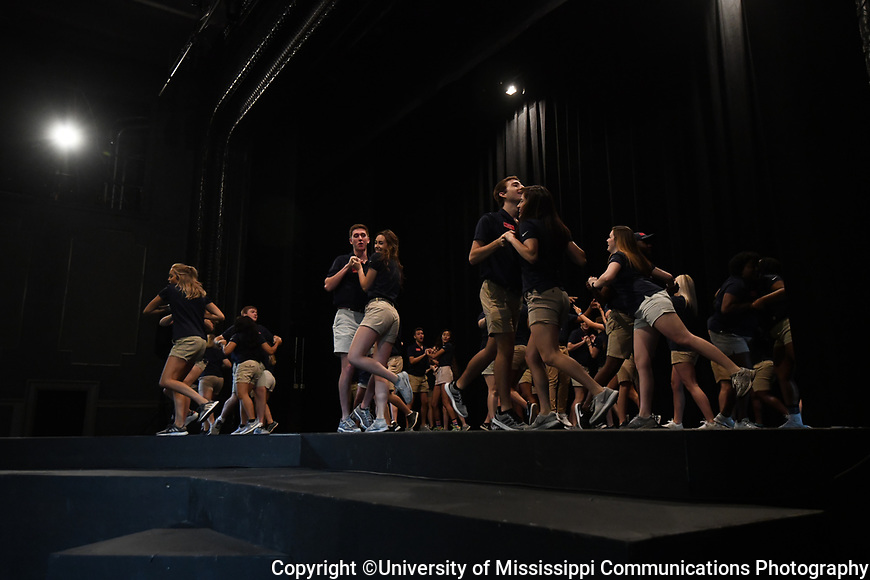 Photo by Kevin Bain/University Communications Photography.
