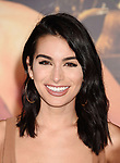 HOLLYWOOD, CA - NOVEMBER 13: TV personality Ashley Iaconetti arrives at the Premiere Of Warner Bros. Pictures' 'Justice League' at the Dolby Theatre on November 13, 2017 in Hollywood, California.