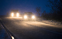 18/01/19<br /> <br /> Motorists braves blizzard conditions near Newhaven in the Peak District after heavy snowfall hits Derbyshire this evening. <br /> <br /> All Rights Reserved, F Stop Press Ltd +44 (0)7765 242650  www.fstoppress.com rod@fstoppress.com