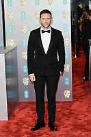 LONDON, UK - FEBRUARY 10: Jamie Bell at the 72nd British Academy Film Awards held at Albert Hall on February 10, 2019 in London, United Kingdom. Photo: imageSPACE/MediaPunch<br /> CAP/MPI/IS<br /> ©IS/MPI/Capital Pictures