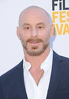 "17 June 2017 - Culver City, California - Matt Gerald. LA Film Festival Premiere of ""Shot Caller"" held at ArcLight Culver City in Culver City. Photo Credit: Birdie Thompson/AdMedia"