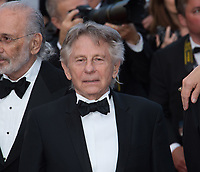 Roman Polanski at the 70th Anniversary Gala for the Festival de Cannes, Cannes, France. 23 May 2017<br /> Picture: Paul Smith/Featureflash/SilverHub 0208 004 5359 sales@silverhubmedia.com