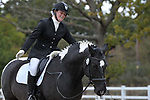 Class 7. Unaffiliated dressage. Brook Farm Training Centre. Essex. UK. 27/10/2018. ~ MANDATORY Credit Garry Bowden/Sportinpictures - NO UNAUTHORISED USE - 07837 394578