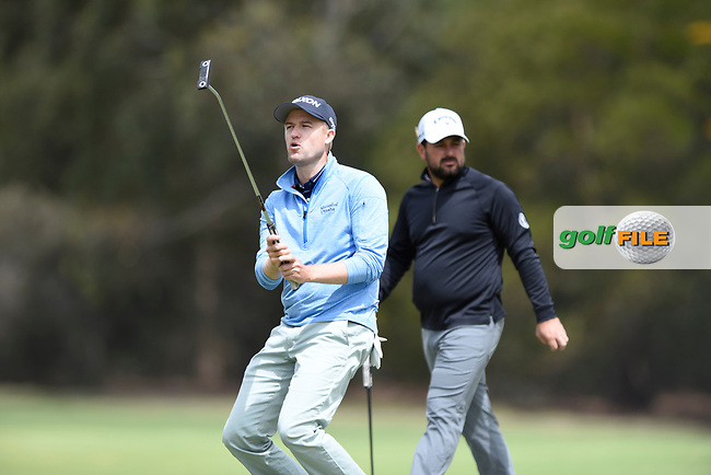 Russell Knox (SCO) during the 3rd round of the World Cup of Golf, The Metropolitan Golf Club, The Metropolitan Golf Club, Victoria, Australia. 24/11/2018<br /> Picture: Golffile | Anthony Powter<br /> <br /> <br /> All photo usage must carry mandatory copyright credit (© Golffile | Anthony Powter)