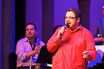 Arturo O'Farrill and the Afro-Latin Jazz Orchestra were the headliners at the 20th annual Caramoor Jazz Festival in Katonah, NY.