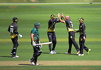 170215 Ford Trophy Cricket Semifinal - Wellington Firebirds v Central Stags