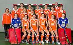 2015 Ned Zaal dames voor WK