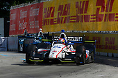 Verizon IndyCar Series<br /> Chevrolet Detroit Grand Prix Race 2<br /> Raceway at Belle Isle Park, Detroit, MI USA<br /> Sunday 4 June 2017<br /> Ed Jones, Dale Coyne Racing Honda<br /> World Copyright: Phillip Abbott<br /> LAT Images<br /> ref: Digital Image abbott_detroit_0617_7683