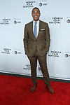 "Don Lemon arrives at the Clive Davis: ""The Soundtrack Of Our Lives"" world premiere for the Opening Night of the 2017 TriBeCa Film Festival on April 19, 2017 at Radio City Music Hall."