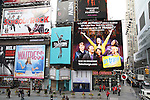 'In Transit' - Times Square Billboard