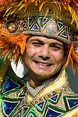 28 September 2008, Hackney/London, Paraiso School of Samba at Hackney Carnival (Bettina Strenske)