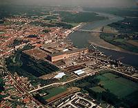 September 1970. Boelwerf in Temse.