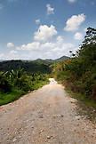 BELIZE, Punta Gorda, Toledo District, the road to San Jose Maya Village
