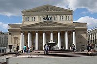 Bolschoi-Theater - 20.06.2018: Sightseeing Moskau