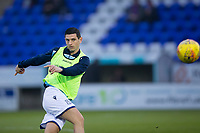 23rd November 2019; Caledonian Stadium, Inverness, Scotland; Scottish Championship Football, Inverness Caledonian Thistle versus Dundee Football Club; Graham Dorrans of Dundee during the warm up before the match  - Editorial Use