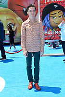 Liam Aiken at the world premiere for &quot;The Emoji Movie&quot; at the Regency Village Theatre, Westwood. Los Angeles, USA 23 July  2017<br /> Picture: Paul Smith/Featureflash/SilverHub 0208 004 5359 sales@silverhubmedia.com