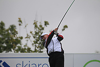 Richard McEvoy (ENG) on the 11th tee during Round 2 of the D+D Real Czech Masters at the Albatross Golf Resort, Prague, Czech Rep. 01/09/2017<br /> Picture: Golffile | Thos Caffrey<br /> <br /> <br /> All photo usage must carry mandatory copyright credit     (&copy; Golffile | Thos Caffrey)