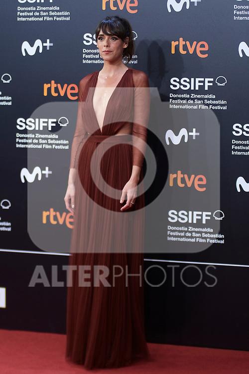 Belen Cuesta attend the photocall of 'La trinchera Infinita' during the 67th San Sebastian Donostia International Film Festival - Zinemaldia.September 22,2019.(ALTERPHOTOS/Yurena Paniagua)