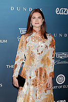 LOS ANGELES - JAN 5:  Bonnie Wright at the Art of Elysium 12th Annual HEAVEN Celebration at a Private Location on January 5, 2019 in Los Angeles, CA