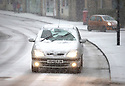 07/12/14<br /> <br /> Cars struggle in blizzard conditions.<br /> <br /> Heavy snow falls in Buxton in the Derbyshire Peak District .<br /> <br /> ***ANY UK EDITORIAL PRINT USE WILL ATTRACT A MINIMUM FEE OF £130. THIS IS STRICTLY A MINIMUM. USUAL SPACE-RATES WILL APPLY TO IMAGES THAT WOULD NORMALLY ATTRACT A HIGHER FEE . PRICE FOR WEB USE WILL BE NEGOTIATED SEPARATELY***<br /> <br /> <br /> All Rights Reserved - F Stop Press. www.fstoppress.com. Tel: +44 (0)1335 300098