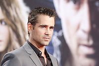 Actor Colin Farrell attending the germany premiere of the movie &quot;TOTAL RECALL&quot; at CineStar Sony Center in Berlin, Germany, 13.08.2012...Credit: Tomasz Poslada/face to face /MediaPunch Inc. ***FOR USA ONLY*** ***Online Only for USA Weekly Print Magazines*** /NortePhoto.com*<br />