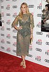 HOLLYWOOD, CA - NOVEMBER 09: Actor/model Molly Sims attends the screening of Netflix's 'Mudbound' at the Opening Night Gala of AFI FEST 2017 presented by Audi at TCL Chinese Theatre on November 9, 2017 in Hollywood, California.