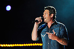 Blake Shelton performs at LP Field during the 2012 CMA Music Festival on June 08, 2011 in Nashville, Tennessee.