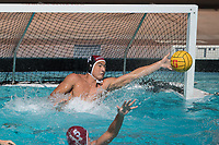 Stanford Water Polo M vs San Jose State, September 30, 2017