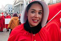 2019 03 08 Spanish actors union  demonstration_Women day_8m