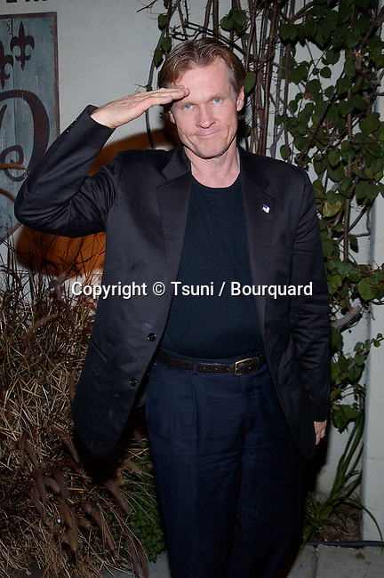 William Sadler - Roswell - arriving at the television critics association closing party with the UPN show at the Twin Palms restaurant in Pasadena, Los Angeles. January 14, 2002.           -            SadlerWilliam_Roswell06.jpg