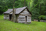 Ephraim Bales House in the Smoky Mountains