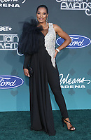 17 November 2019 - Las Vegas, NV - Kron Moore. 2019 Soul Train Awards Red Carpet Arrivals at Orleans Arena. Photo Credit: MJT/AdMedia