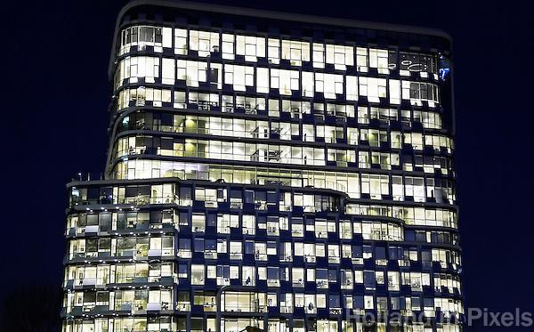 Nederland Amsterdam 2016 . Het nieuwe kantoor van NautaDutilh op de Zuidas. Foto Berlinda van Dam / Hollandse Hoogte