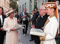 Norway State Visit to Lithuania 1998