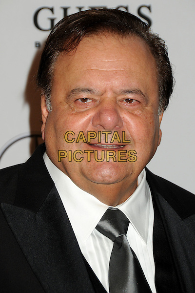 PAUL SORVINO .32nd Anniversay Carousel of Hope Gala held at the Beverly Hilton Hotel, Beverly Hills, California, USA, .23rd October 2010..portrait headshot black tie white shirt tie grey gray .CAP/ADM/BP.©Byron Purvis/AdMedia/Capital Pictures.