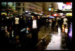 Man in the rain, New York...New York City.  Street PhotographyNew York City, New York.  Street Photography from Manhattan and Brooklyn.  Subway, Union Square, Metro Stations, New York City Skyline, Michael Rubenstein, Matt Nager, Jacob Pritchard.