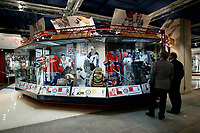..Canadian Hockey  Hall of Fame in Toronto.....photo : (c)  Images Distribution..