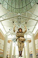 Photography of the Airborne &amp; Special Operations Museum located near Fort Bragg in Fayetteville, North Carolina.  The U.S. Army Airborne &amp; Special Operations Museum is part of the United States Army Museum System. <br /> <br /> Charlotte Photographer - PatrickSchneiderPhoto.com