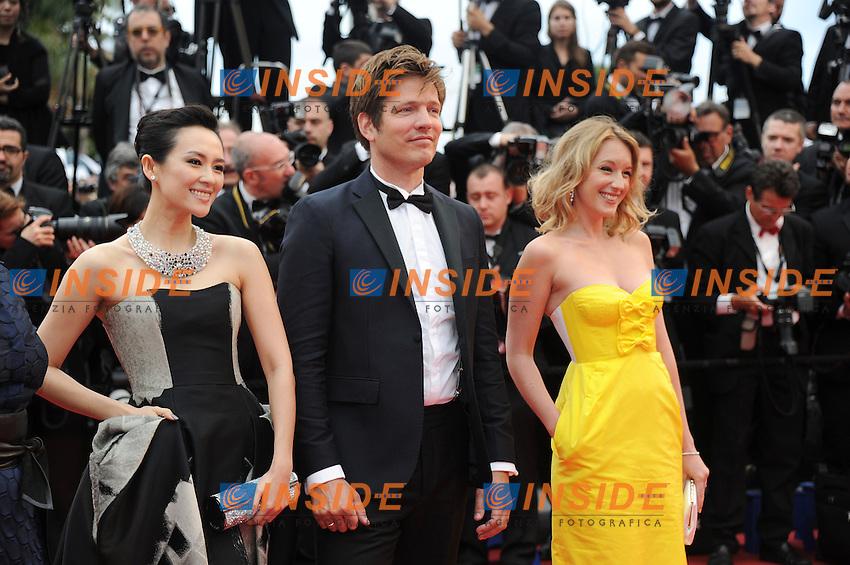 Ludivine Sagnier....Cannes 16/5/2013 ..Festival del Cinema ..foto Panoramic / Insidefoto ..ITALY ONLY