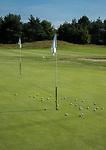 DEN DOLDER - pitch en chip,  Golfsocieteit De Lage Vuursche. COPYRIGHT KOEN SUYK