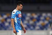Hirving Lozano of Napoli dejection<br /> Napoli 09-11-2019 Stadio San Paolo <br /> Football Serie A 2019/2020 <br /> SSC Napoli - Genoa CFC<br /> Photo Cesare Purini / Insidefoto